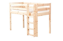 kids loft bed (unisex) CLASSIC JUNIOR FLEXA