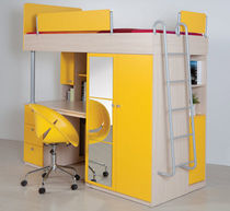 kids loft bed with desk (unisex) COMPACKT KUPA GENC ODASI