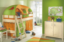 kids mid-high bed (unisex) PINETTA paidi