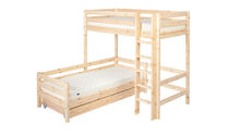 kids mid-high bed (unisex) 90-10069-1-01 FLEXA
