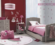 kids pattern wallpaper (girls) JACADI : 11093003 drapes n more furnishings