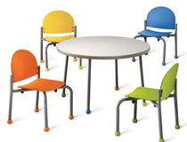 kids play table (unisex) BOLA  ABCO Office Furniture