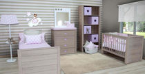 kids room (girls) AMBIENTE ROBLE ROSA  Babyroom