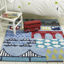 kids rug (boys) GOING PLACES DESIGNERS GUILD