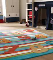 kids rug (boys) ROUTE 68 : ESP-2976-01 ESPRIT home - Wecon home
