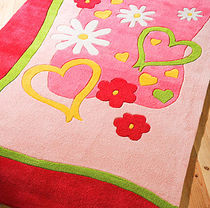 kids rug (girls) LOVELY  Cilek AS