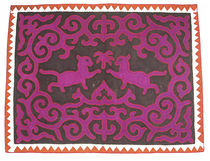 kids rug (girls) 1303a - 1.45m x 1.95m Felt