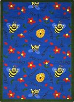 kids rug (unisex) BEE ATTITUDES™ Joy Carpets & Co