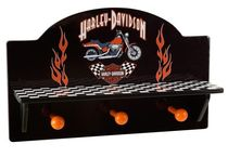 kids shelf (boy) HARLEY-DAVIDSON KidKraft