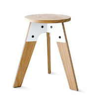 kids stool (unisex) H35 by Nachacht Berlin Artificial jürgen j. burk