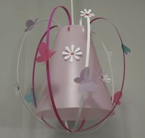 kids suspended lamp (girls) PAPILLONS CASSENOISETTE