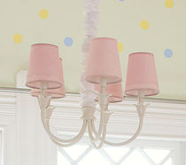 kids suspended lamp (girls)  Pottery Barn Kids