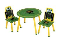 kids table and chairs set (boys) JOHN DEERE KidKraft