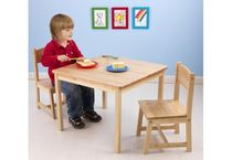 kids table and chairs set (unisex) ASPEN KidKraft