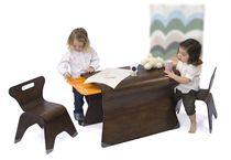 kids table and chairs set (unisex) OTTO Bloom