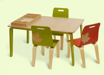 kids table and chairs set (unisex) CRAFT WORK� Iglooparty