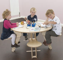 kids table and chairs set (unisex) TAVI Timkid