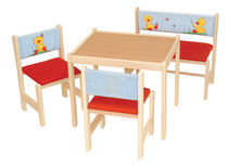 kids table and chairs set (unisex) 5017-NE  roba Baumann