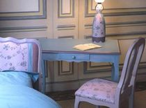 kids table (unisex) CHARLOTTE Maman m'adore