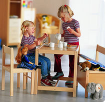 kids table (unisex) MEUBLES A JOUER Geuther