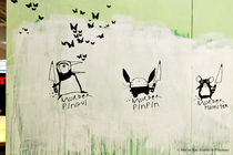 kids vinyl wall sticker (boys) Poetic Wall Mel et Kio Studio le Prédeau
