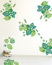 kids vinyl wall sticker (unisex)  Ineke Hans