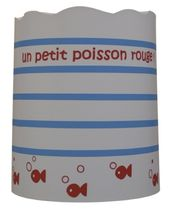 kids wall light (boys) MER POISSON CASSENOISETTE