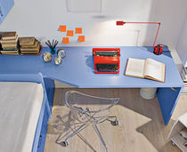 kids writing desk (boy) START - RETRO LETTO Clever