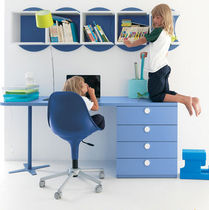 kids writing desk (boy) IDEA 18 Klou xl by Battistella