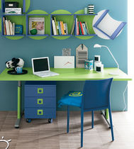 kids writing desk (boy) IDEA 15 Klou xl by Battistella