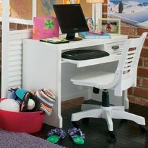 kids writing desk (unisex) FREETIME : 711-341 LEA INDUSTRIES