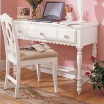 kids writing desk (unisex) SPRING GARDEN : 418-266 LEA INDUSTRIES