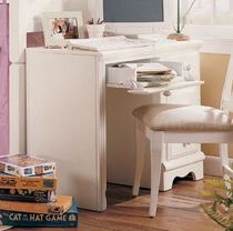 kids writing desk (unisex) SPRING GARDEN : 418-341 LEA INDUSTRIES