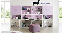 kids writing desk (girls) CLEVER Homes