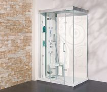 kit-set hammam cabin KINEFORM CRYSTAL Kinedo/watermatic