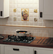 kitchen ceramic tile JARDIN D'HERBES ORIGINAL STYLE