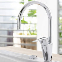 kitchen double handle mixer tap CASSIO Villeroy & Boch