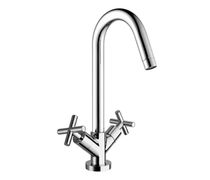 kitchen double handle mixer tap MATRIX : 8231300 Griferías Galindo