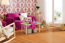 laminate flooring: apple wood TRITTY 100  PAVIDEA