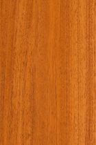laminate flooring: doussie DUMAFLOOR ®: RED-BROWN DOUSSIE Dumaplast Extrusion