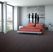 laminate flooring: ebony QUADRUM BERRY FLOOR
