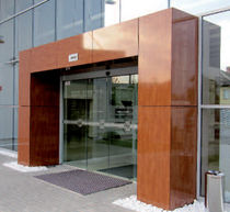 laminated facade cladding MAX EXTERIOR | SURFACE NG FunderMax