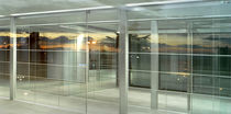 laminated glass panel (for partitions walls) METAFORA Adotta Italia srl