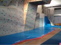 landing mat for indoor climbing wall O/557072 GYMNOVA