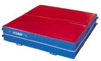 landing mat for gymnastics ATTACHING MODULES GYMNOVA