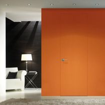 laquered flush swing door NOTHING ACEM