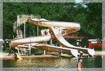 large water slide for aquatic-parks DT 1000 DATEL