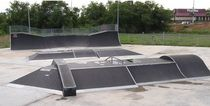 launch box for skatepark STEALTH-08 World Skate Parks