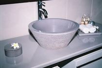 lava counter top washbasin  PT Volcano Color Couleur Lave