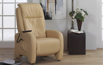 leather contemporary massage armchair CUMULUS MASSAGE : 7368 Himolla Polstermöbel